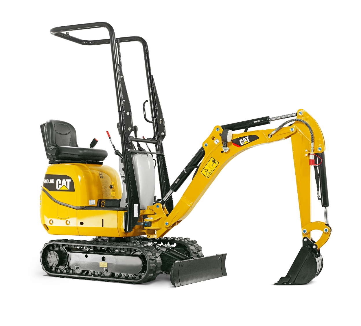 CAt 300.9 mini gravemaskine
