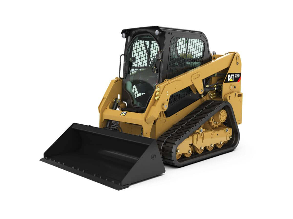 239D Compact Track Loader