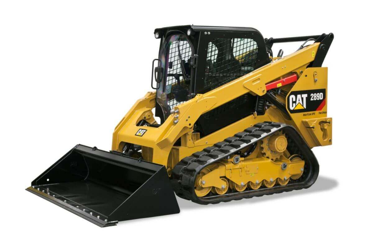 289D Compact Track Loader